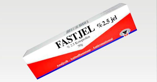 fast - Was macht Fastgel-Creme? Wie benutzt man Fastjel Creme?