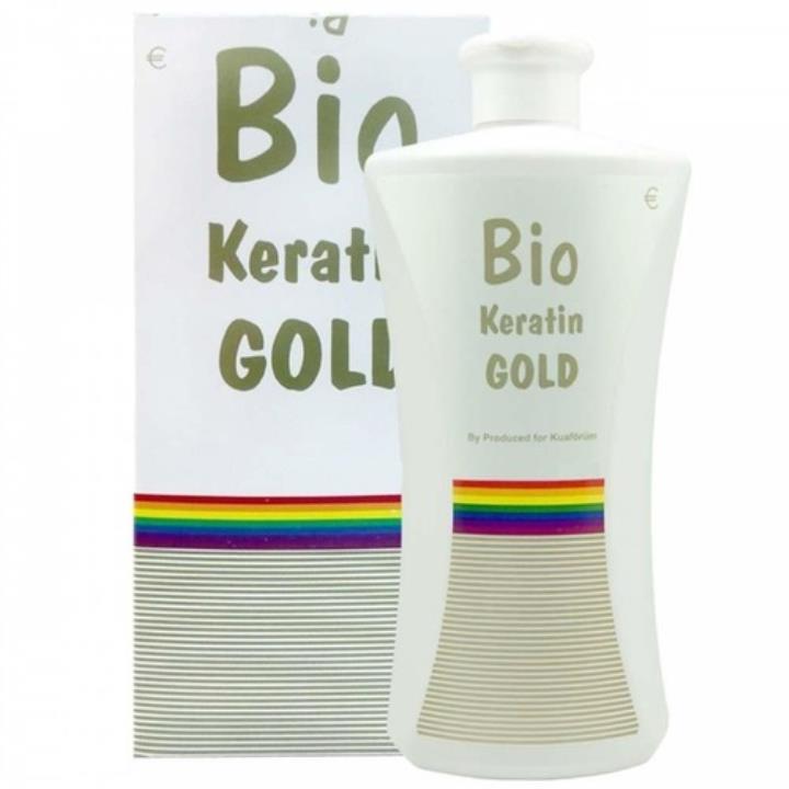 gold - Was ist Bio Keratin Gold und was macht Bio Keratin Gold? Wie benutzt man Bio Keratin Gold?