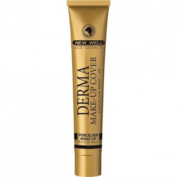 new2 - Wie benutzt man die New Well Derma Foundation? New Well Derma intensive Concealer Foundation