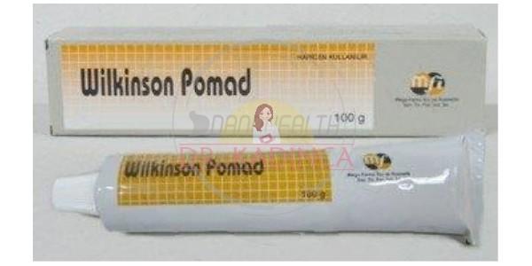 w1 - Wofür ist Wilkinson Pomad gut und wofür wird es verwendet?