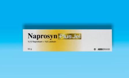 nap - Wofür wird Naprosyn Plus Gel verwendet?