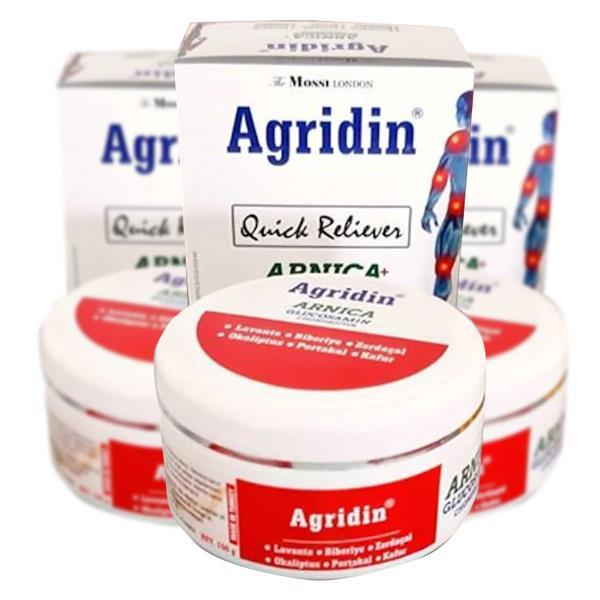ag2 - Wie verwendet man Agridin-Creme?