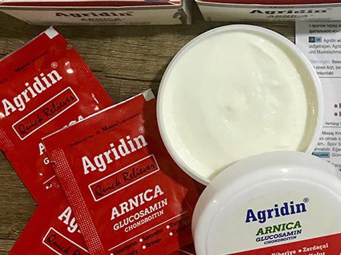 ag3 - Wie verwendet man Agridin-Creme?