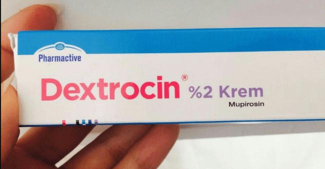 dex2 - Wie verwendet man Dextrocin-Creme?