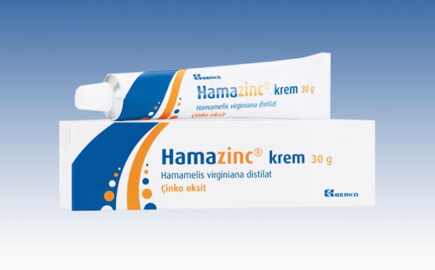 hama2 - Wie benutzt man Hamazink-Creme?