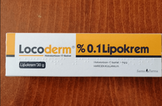 lo2 - Wie verwendet man Locoderm-Creme?