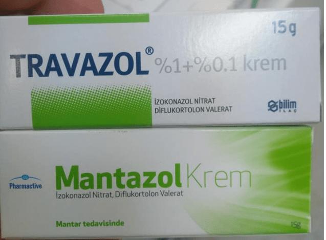 man23 - Wie benutzt man Mantazol-Creme?