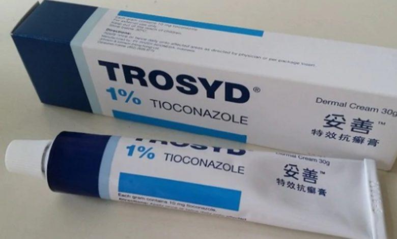 tro2 - Wie verwendet man Trosyd-Creme?